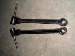 Pair of exchange Track Control Arms Ford 100E/107E